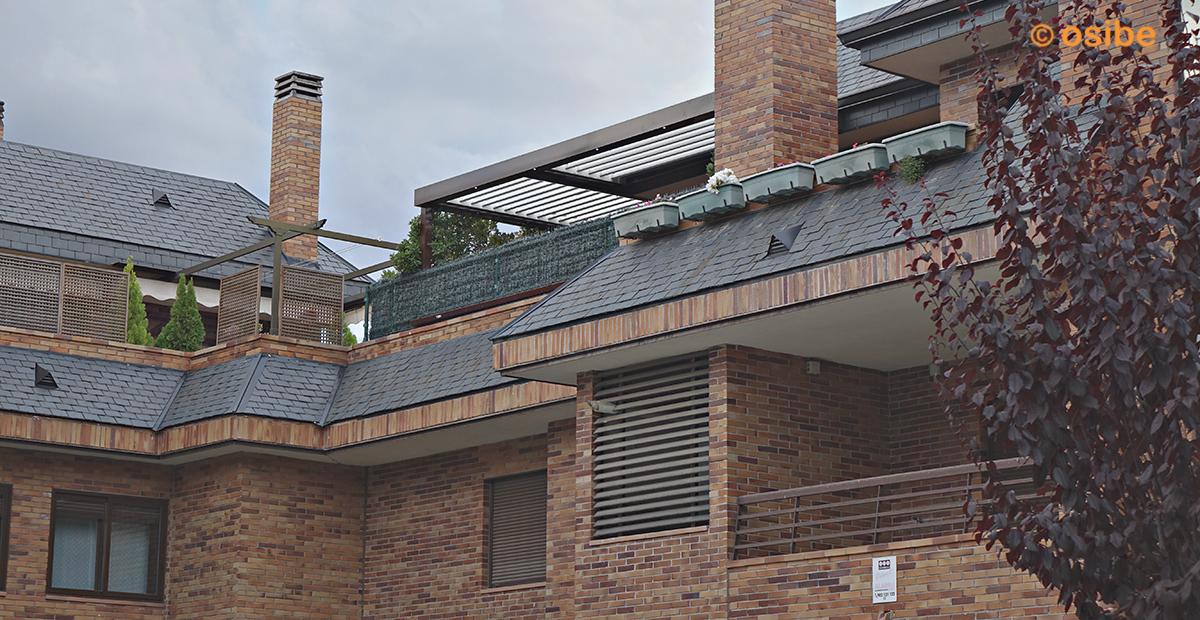 Celosias terrazas aticos celosias para terrazas increble nico tarimas para terrazas vieta ideas - Pergola terraza atico ...